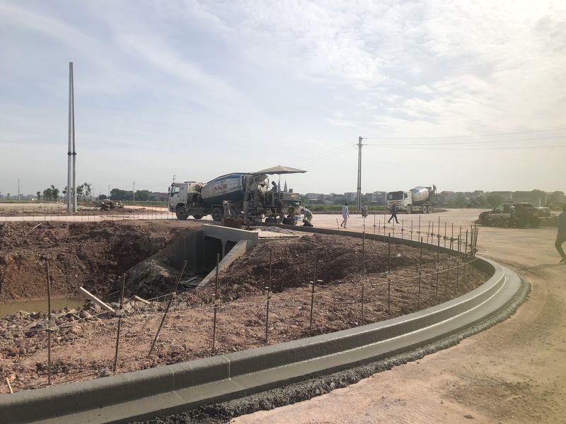 Dự án KCN Hòa Phú – Bắc Giang